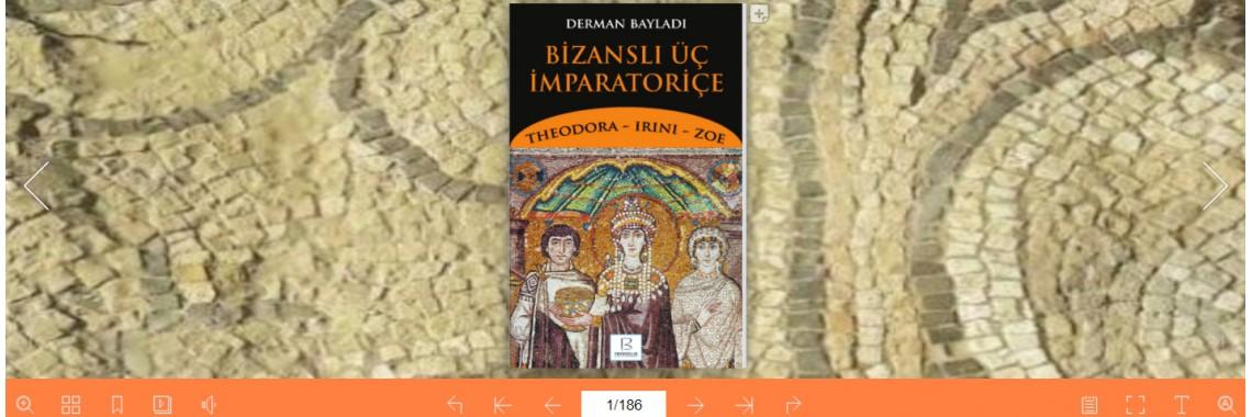 Bizanslı 3 İmparatoriçe