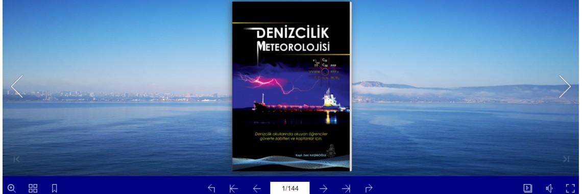 Denizcilik Meteoroljisi